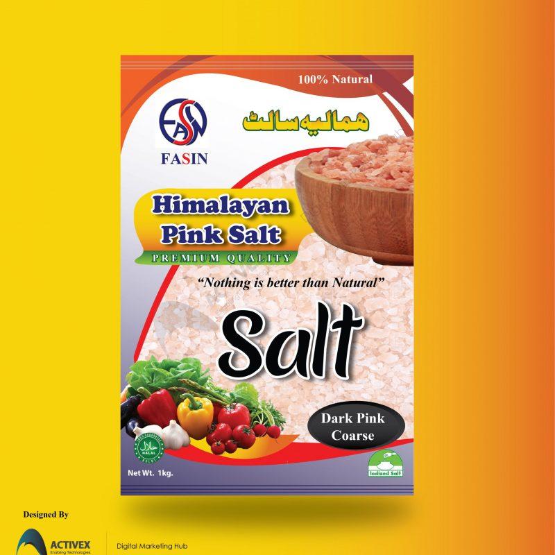 Himalyan Pink Salt